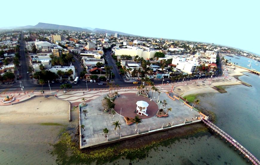 Malecon La Paz BCS